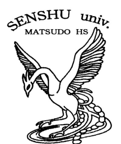 SENSHU univ. MATSUDO HS